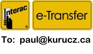 Interac E Transfer Down
